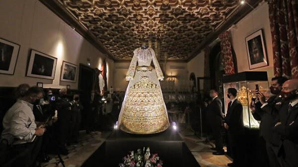 Una gran joya para vestir a la Reina del Transporte de Jerez