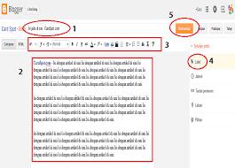 Gambar langkah-langkah menulis artikel di blog