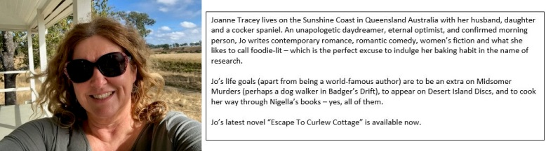Jo Tracey - AndAnyways.com
