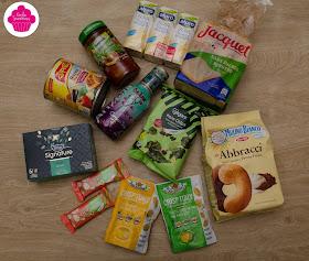 Degusta Box de septembre: Saine et Gourmande