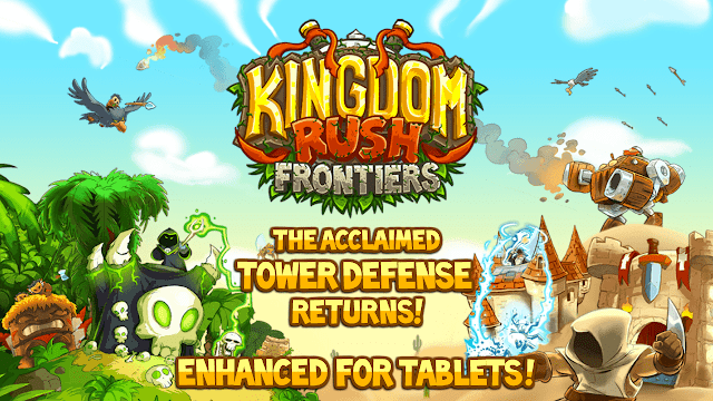 Game Kingdom Rush Frontiers Hack Full Cho Android