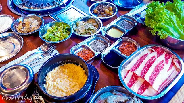 SamG Korean Restaurant Baliuag Bulacan Unli Samgyeopsal at Bulacan