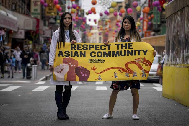 Asian American Healthcare Workers Tackle  Viruses and Attacks