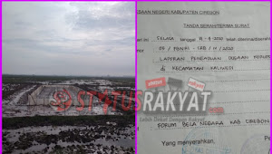 Nekat! Oknum Kuwu Guwa Kidul Berani Lelangkan Tanah Pemda ke Petani Tanpa SK Dari Bupati