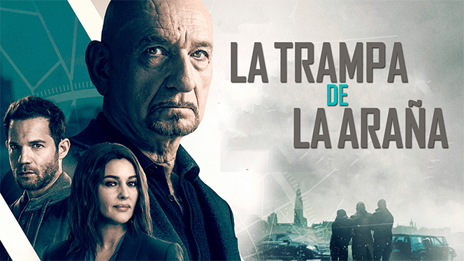 La trampa de la Araña (2019) BRRip 1080p Latino-Ingles