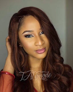 Happy Birthday To Beautiful Actress Adesua Etomi
