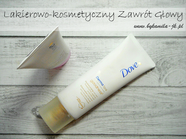 Dove krem do rąk Derma Spa Goodness