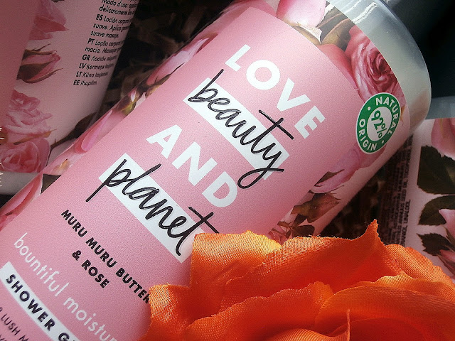 Love Beauty and Planet - drugi produkt za darmo
