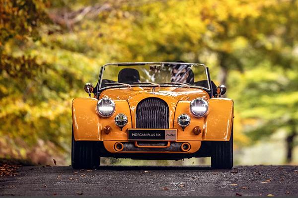 Morgan, Mobil Klasik Incaran Para Crazy Rich Indonesia
