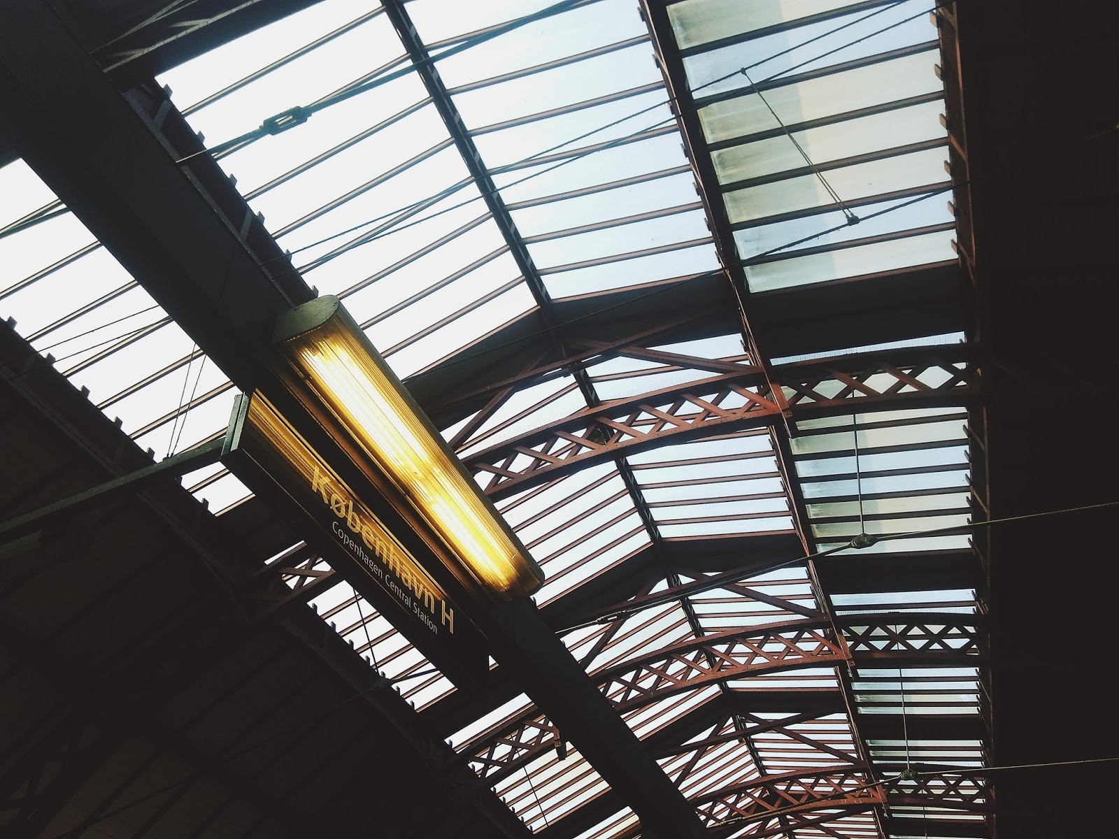 kopenhaga dworzec główny