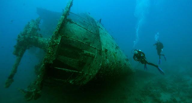 """اكتشاف سفينة تعود لحقبة """"المسيح"""" وعلى متنها شحنة غريبة"""