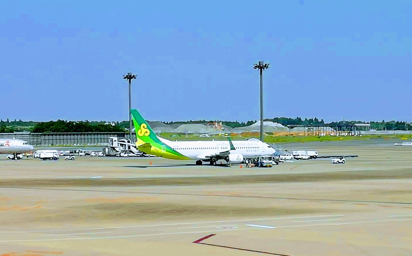 春秋航空日本】737円セールで購入した航空券で夏休み格安北海道旅行