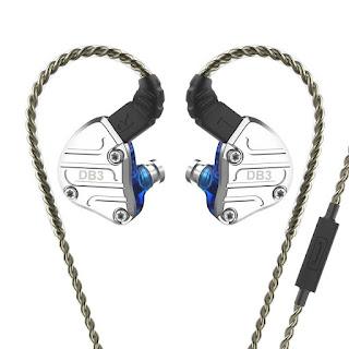 nicehck db3 - headset murah berkualitas