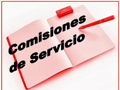 Convocatoria de comisiones de servicio en la Administración de Justicia en la Comunitat Valenciana