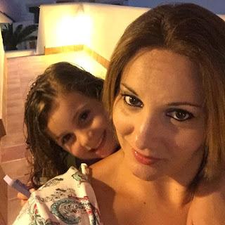 Rosa Isren And Baby