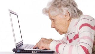интернет для бабушек