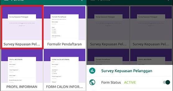 23+ Cara Melihat Tanggapan Google Form mudah