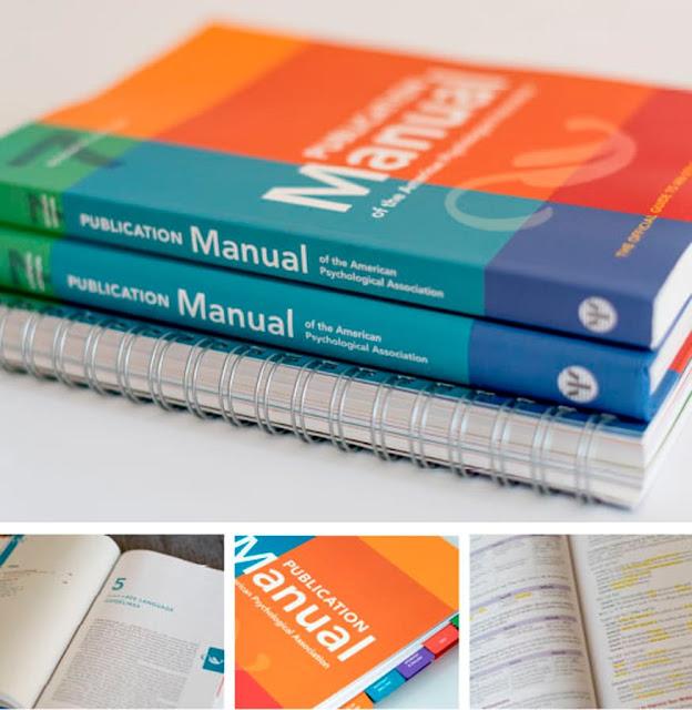 Novedades de la 7ma edición de Normas APA 2020