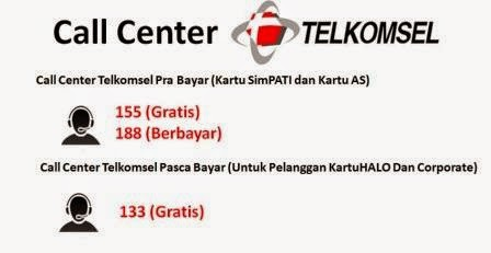 Call Center Telkomsel, Layanan Informasi Pelanggan