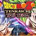 DRAGON BALL Z TENKAICHI TAG TEAM MOD DBZ TTT PPSSPP