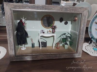 Miniature Roombox
