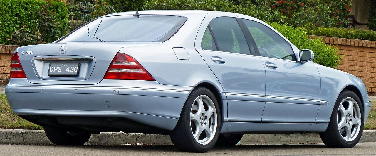 Motoring malaysia can you afford to maintain it 1998 for Mercedes benz s 430