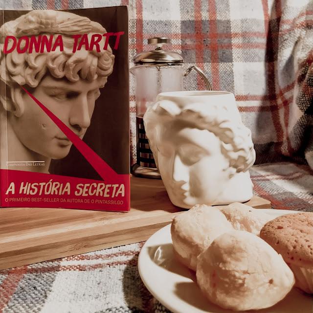 a historia secreta donna tartt