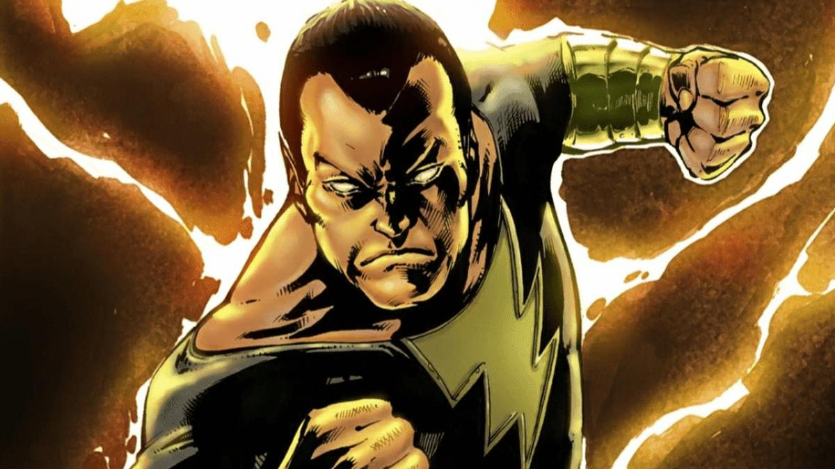 Diretor de Shazam diz que não foi informado sobre o que acontecerá com Adão Negro