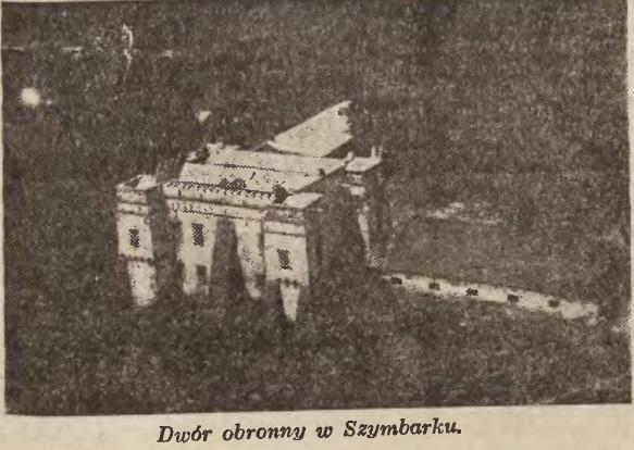 Szymbark 1939