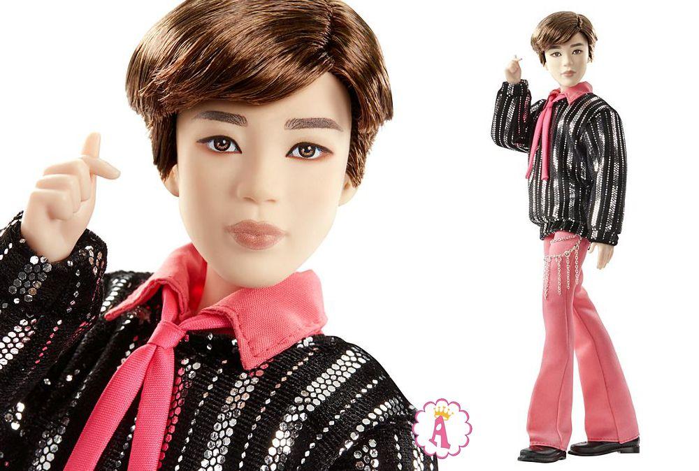 Кукла Чимин BTS Prestige doll Jimin Mattel