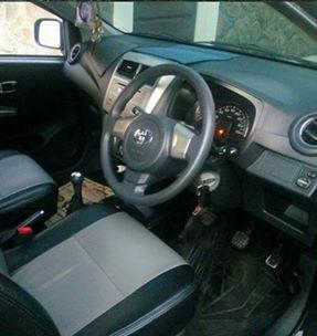 Toyota Agya tahun 2013 bekas