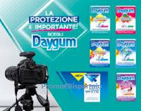 Logo Concorso ''Daygum 2020'' : vinci Book Fotografici per 2 persone ( valore 4.514€ ciascuno)