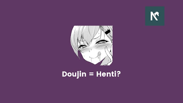 Pengertian Doujinshin atau Doujin