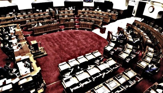 La impunidad parlamentaria continuara en el Congreso