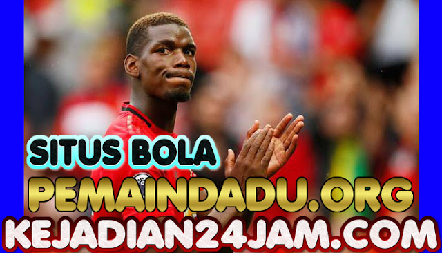 Supporter Real Madrid Tolak Rencana Pertukaran Paul Pogba