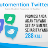 AutoMention Twitter bot Software autopromo Twitter