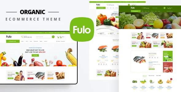 Best Organic & Food Responsive Prestashop Theme