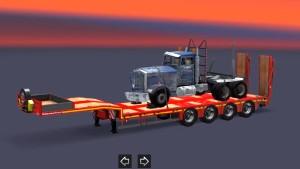 Kassbohrer Heavy Trailer Pack v 1.0