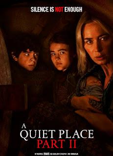 A Quiet Place: Part II[2021]*Final*[NTSC/DVDR]Ingles, Español Latino