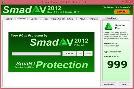 Download Smadav Rev 9.1 Terbaru 2012 Free dan Pro