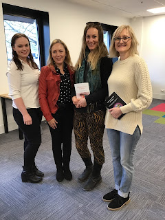 Lilydale Library Book launch of Multidimensional Meditation.