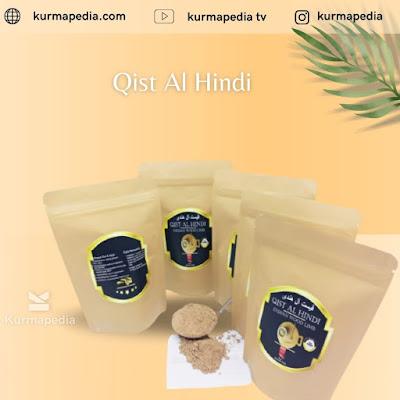 Qist al hindi, herbal, corona