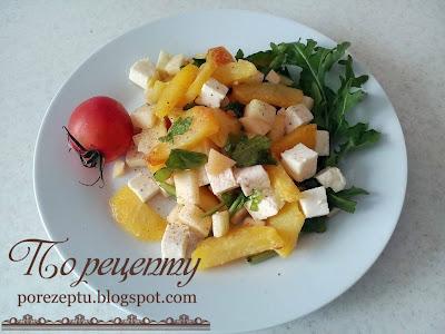 Рецепты из картофеля