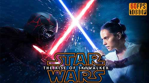 Star Wars: El ascenso de Skywalker (2019) 60FPS BDRip 1080p Latino-Inglés