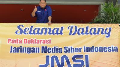 Wakil Ketua Dewan Pers Akan Kawal Pendaftaran JMSI