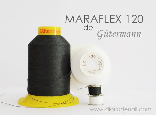 Hilo Maraflex 120 de Gütermann