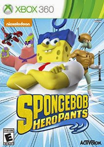 SpongeBob HeroPants (X-BOX 360) 2015