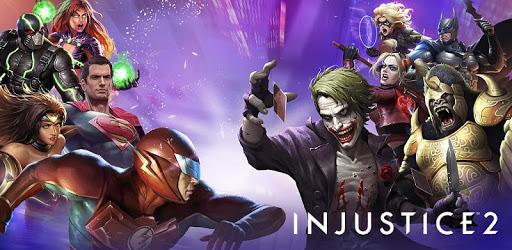 Injustice 2 Mod Apk v3.2.1 Full Energy Unlimited Moves