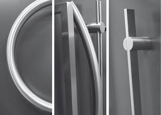 Les différents types de poignées de porte d'entrée