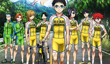 Yowamushi Pedal: New Generation Episódio 7